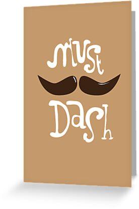 Must Dash by Stephen Wildish