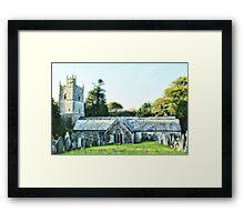 St. Martin's Church Framed Print