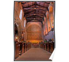 Inside Bolton Abbey Poster
