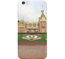 Welcome to Disneyland iPhone Case/Skin