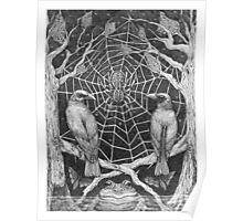 The Web's Lair Poster