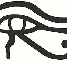 Eye Heru by TRUZY by TRUZY