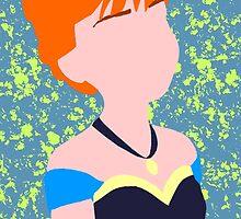 Anna Minimalist by 0bviouslyHemmo