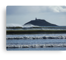 Ballycotton Lighthouse Canvas Print