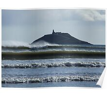 Ballycotton Lighthouse Poster