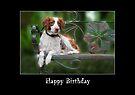 Birthday Card No 11 by Helen Green