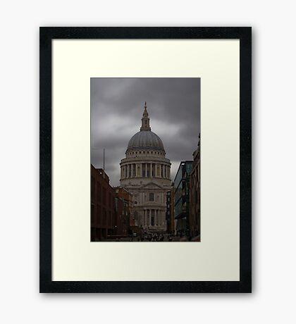 St Pauls Framed Print