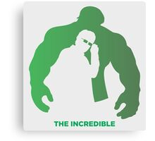 The Incredible Canvas Print