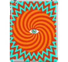 Hypnotic poster iPad Case/Skin