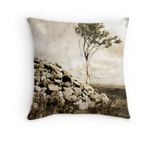 Northumberland Tree Throw Pillow