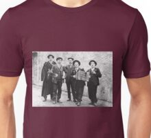 Unpublished 02 (n&b)(t) photographs ever published 1914-1918 war photos and Tribute to my 2 great Uncles Clerté-Fayolle and Eugéne Pellafol died in 1915 ...  Unisex T-Shirt
