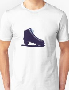 Ice skate Unisex T-Shirt