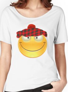 Donald the Lovable Scot Women's Relaxed Fit T-Shirt