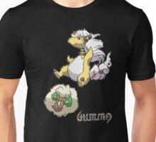 Ben's Mega Ampharos & Whimsicott Unisex T-Shirt