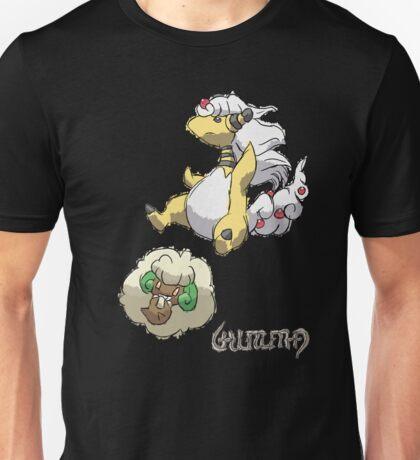 Ben's Mega Ampharos & Whimsicott T-Shirt