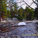 Winter Stream by PJS15204
