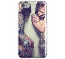 Wet Nikki Nichole iPhone Case/Skin