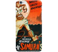 Samurai Space Jesus iPhone Case/Skin
