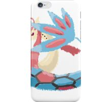 Kelly's Milotic (No outline) iPhone Case/Skin