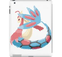 Kelly's Milotic (No outline) iPad Case/Skin