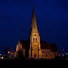 Blackheath Church by Bradley Old