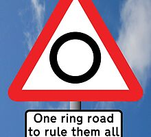 One Ring Road to Rule Them All by Vince Fitter
