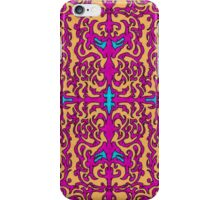 Psychedelic Flourishes I iPhone Case/Skin
