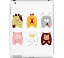 Cute animals iPad Case/Skin