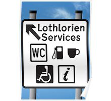 Lothlorian Services Poster