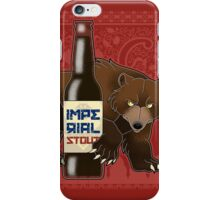 Imperial Stout iPhone Case/Skin