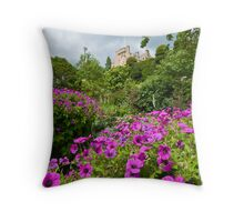 Crathes Throw Pillow