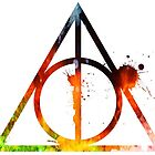 The Deathly Hallows by Cosmodious