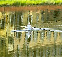 The Rower by Marie Watt