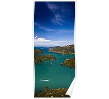 Bay of Islands Poster
