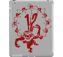 A Dozen Simians iPad Case/Skin
