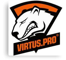 Virtus.Pro Logo Canvas Print
