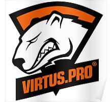 Virtus.Pro Logo Poster