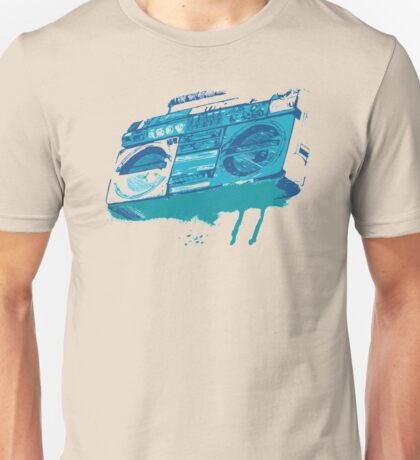 Cassette Player  Unisex T-Shirt