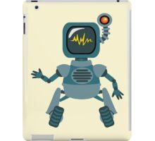 Cute little Robot iPad Case/Skin