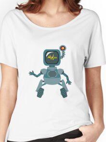 Cute little Robot Women's Relaxed Fit T-Shirt