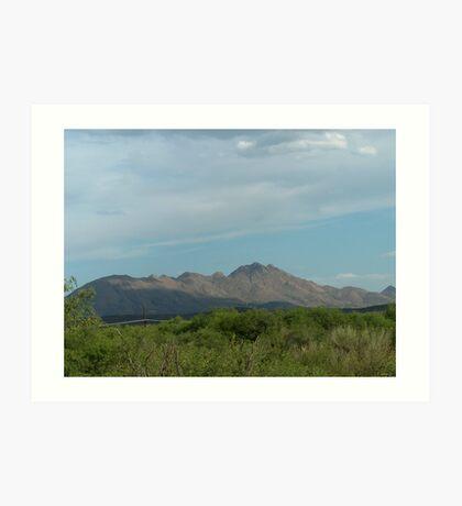 Tucson,Arizona #1 Art Print