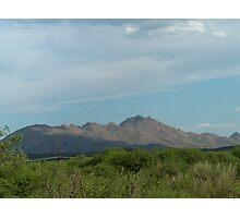 Tucson,Arizona #1 Photographic Print