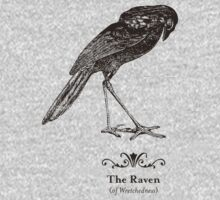 The Raven of Wretchedness by Zoe Sadokierski