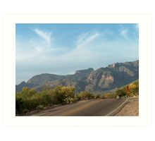 Tucson,Arizona #2 Art Print