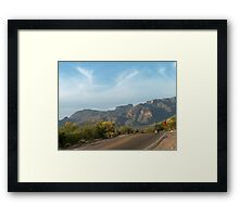 Tucson,Arizona #2 Framed Print