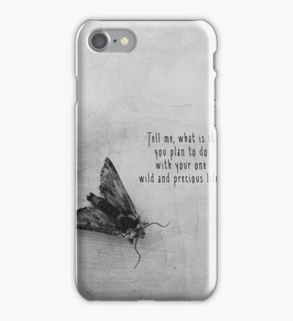Wild And Precious iPhone Case/Skin