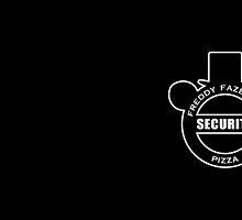 Freddy Fazbear's Security by oriana132