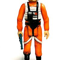 Vintage Action Figure  by Daniel Tearle