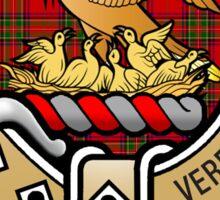 Stewart Clan Crest Sticker