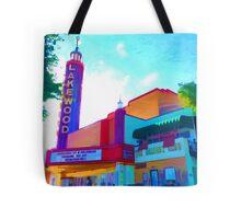 """""""A Lakewood Landmark"""" Tote Bag"""